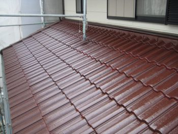 Y様邸 屋根塗装