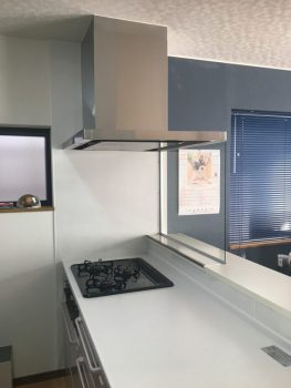 T様邸 キッチン改装リフォーム