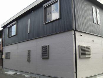 H様邸 外装リフォーム+外壁塗装