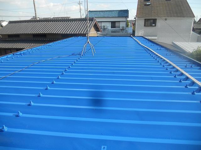 A様邸 屋根塗装