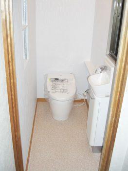 K様邸 トイレ改装リフォーム