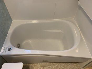 TOTO人気のゆるリラ浴槽です